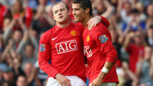 RooneyCristianoManchester