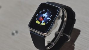 Mickey-Apple-Watch