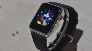 Mickey-Apple-Watch