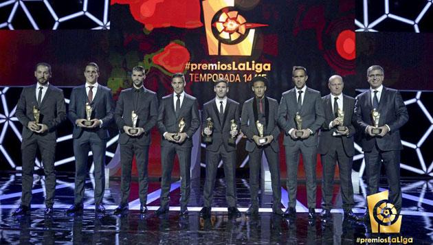 Y los premios de la Liga son para… fb7d4b780b4cb
