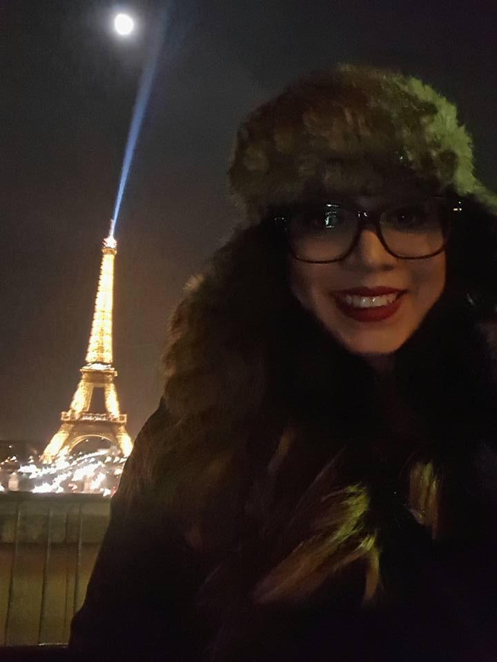 Alejandra Gamero Torre Eiffel RadioHouse