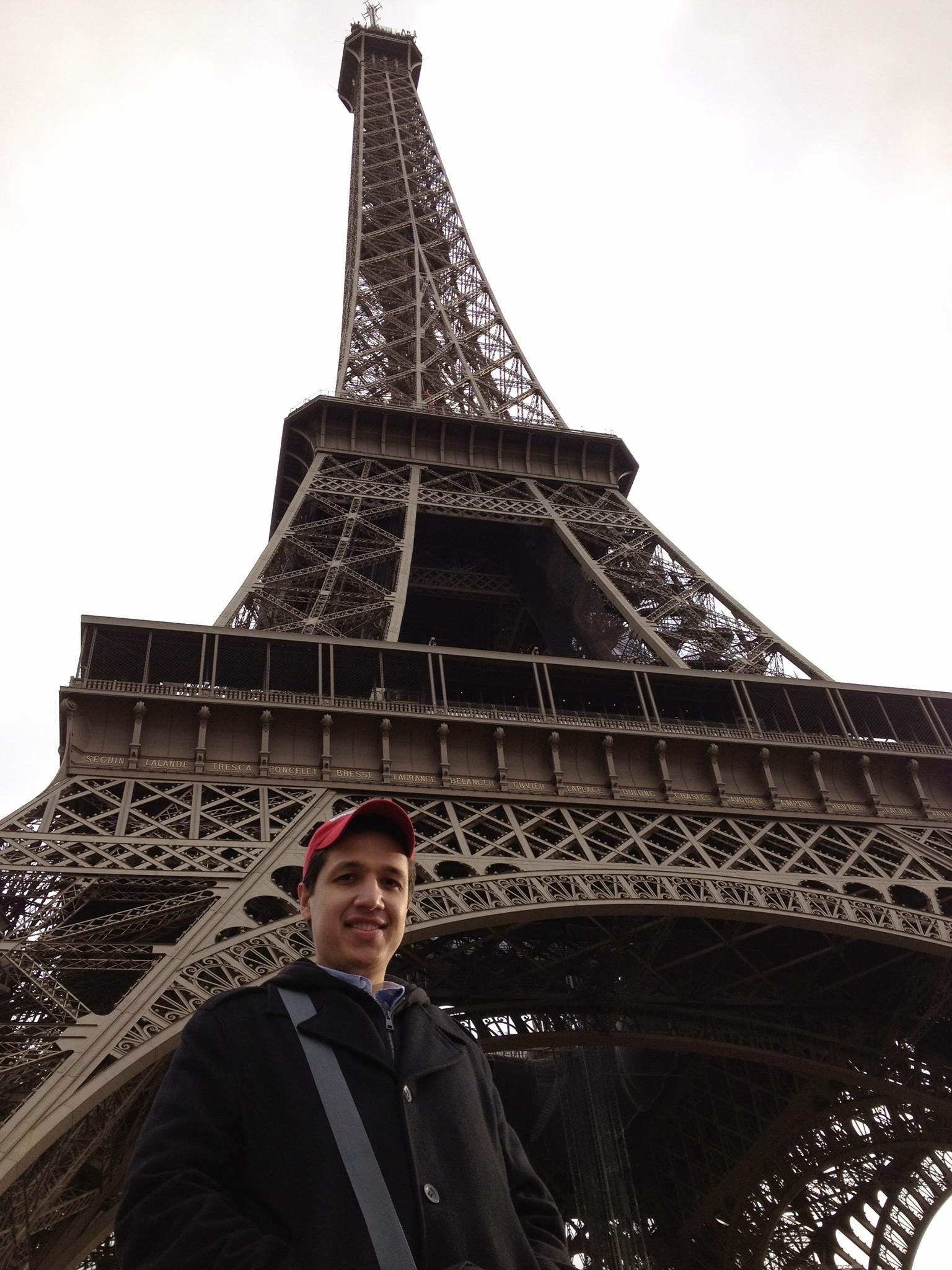 jose Antonio Morales Torre Eiffel RadioHouse