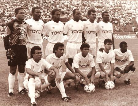 Olimpia campeón 1992/93