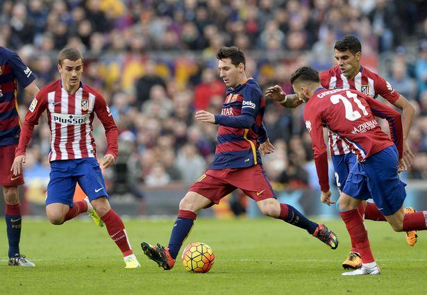 Barcelona-v-Atletico-Madrid