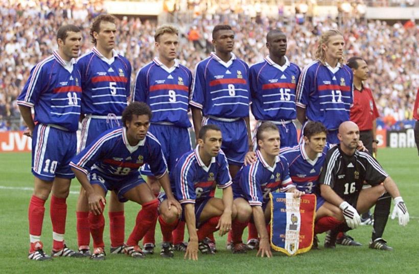 Emmanuel petit no se si ganamos limpiamente el mundial de francia 98 radiohouse - Emmanuel petit coupe du monde 1998 ...