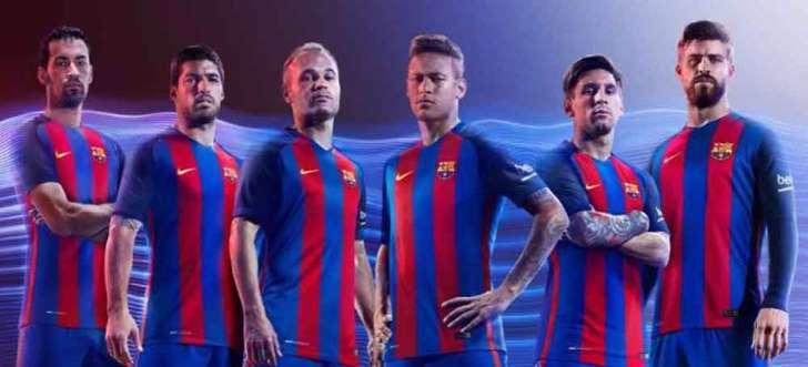 4534c7a726 Barcelona andará muñeco con su nuevo uniforme – RadioHouse
