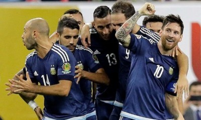 EUA-Argentina