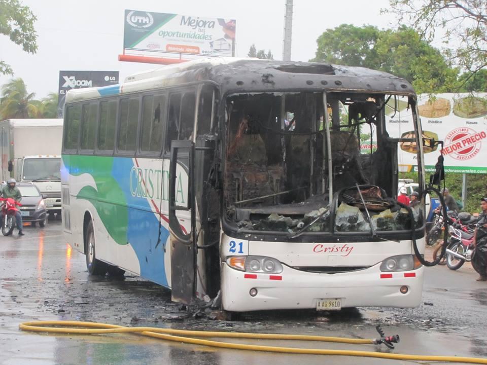 transporte quemado 4