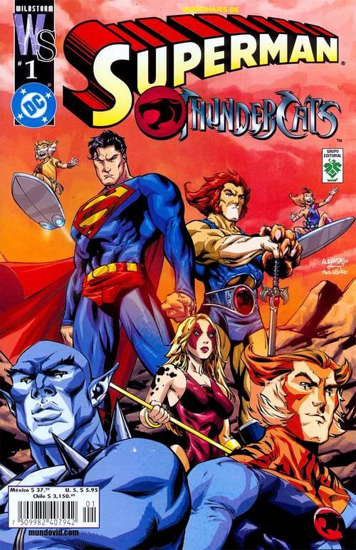 thundercats superman 1