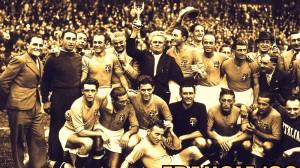 Italia campeón mundial 1938