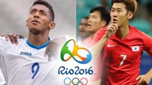 Honduras_Corea_Sur_Cuartos_Final_Juegos_Olimpicos