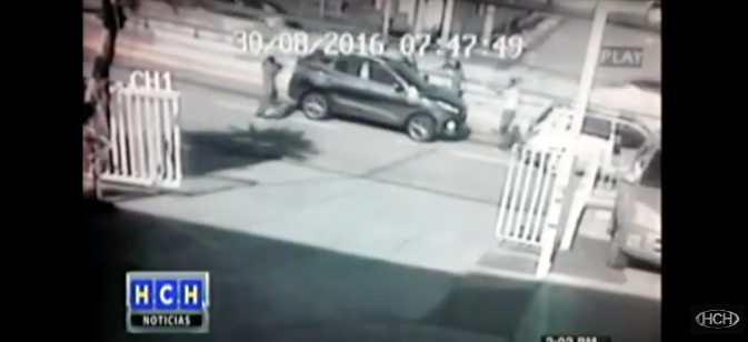 secuestro tegucigalpa