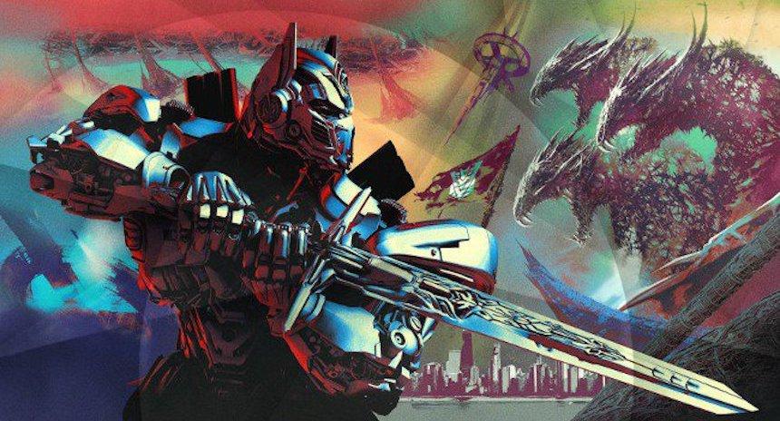 Presentan Los Primeros 4 Autobots De Nueva Película De Transformers