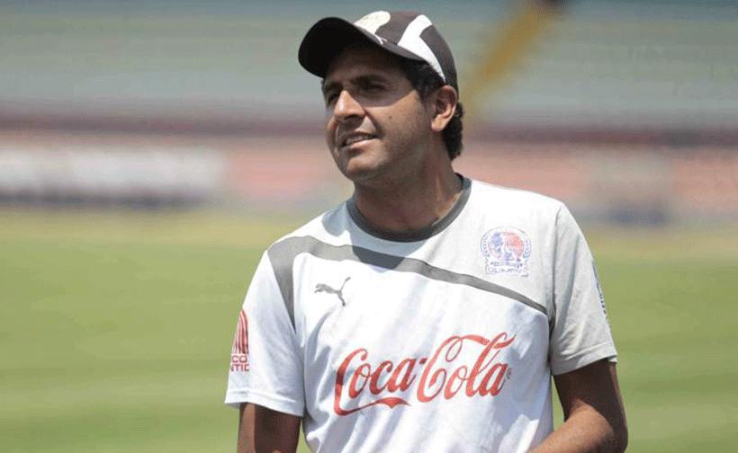 Nerlyn Membreño fue asistente de Héctor Vargas en Olimpia.
