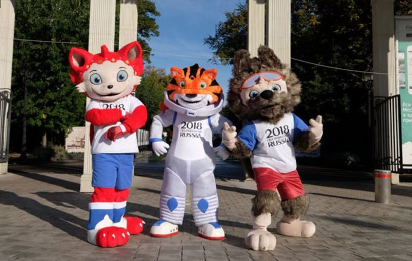 Mundial de Rusia 2018 ya tiene su mascota oficial ...