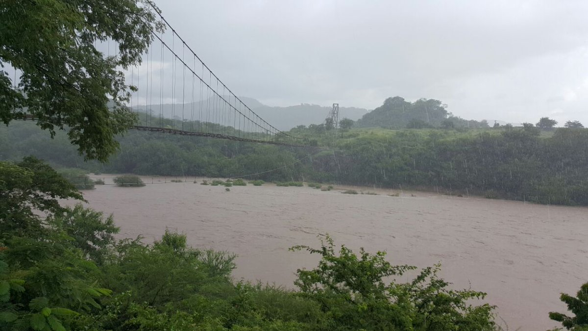 lluvias choluteca