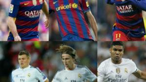 renovaciones- Barca vs Madrid