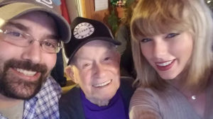 Taylor Swift veterano de guerra-radiohouse
