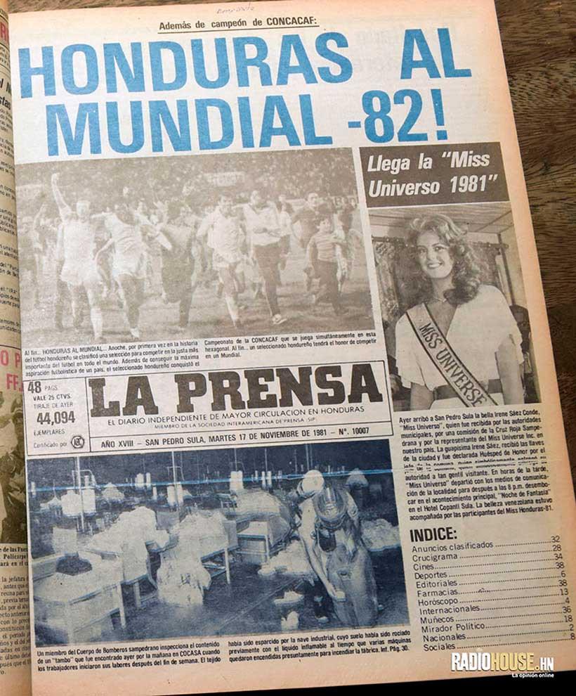 fd3bd1bdf Cuál fue la portada del periódico el día que naciste … ¡Venite a la ...