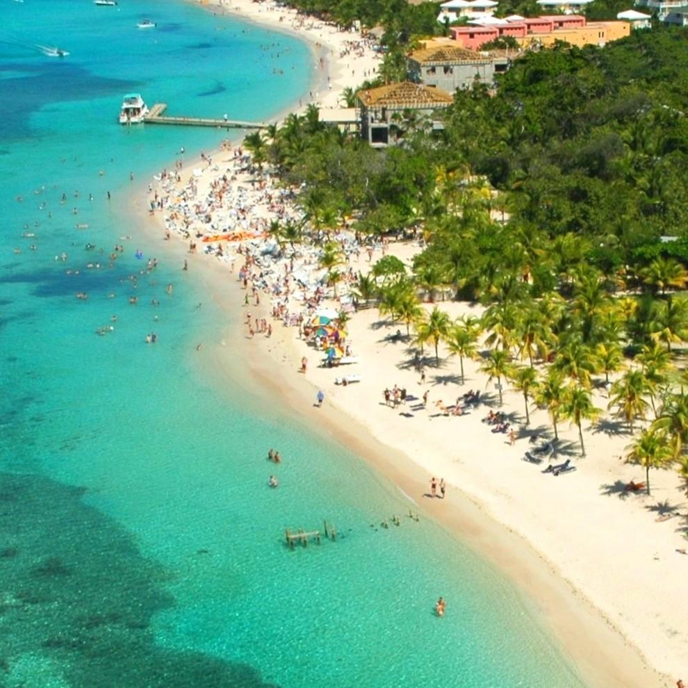 """Trip Advisor Roatan >> TripAdvisor: """"Roatán es la mejor playa de CA y una de las mejores del mundo"""" – RadioHouse"""