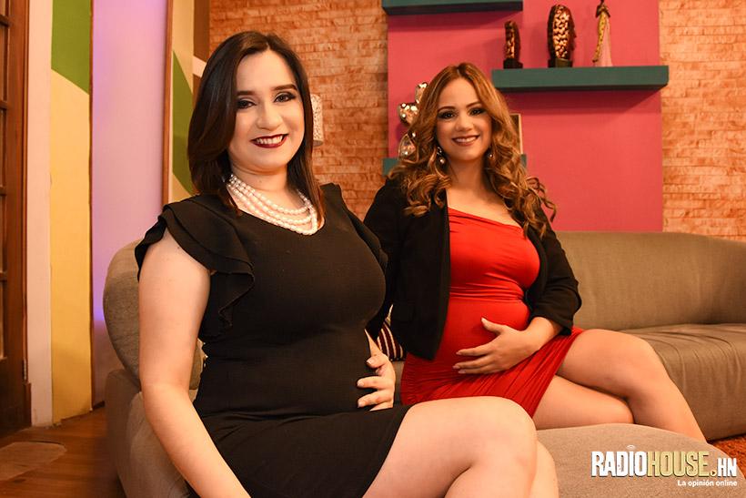 Presentadoras de Esta Mañana comparten su embarazo en