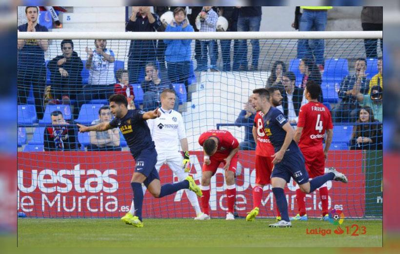 Gol_Jona_Mejia_UCAM_Murcia