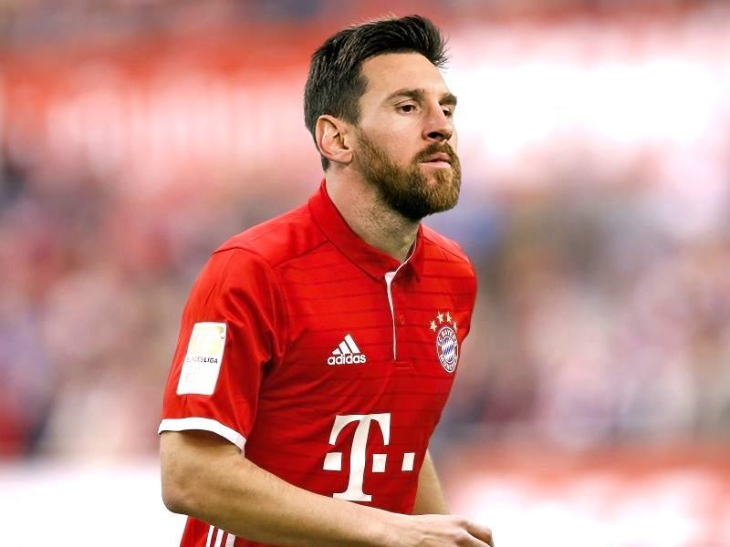 Messi-Bayern Munich - RadioHouse