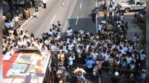 Estudiantes de Guatemala