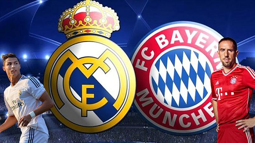 bayern vs real madrid - photo #17