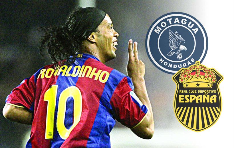Ronaldinho_Honduras_Motagua_RealEspana