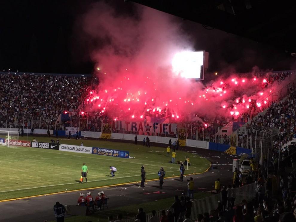 Foto compartida por @deportes33tv (Twitter).