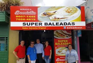 Super Baleadas Costa Rica