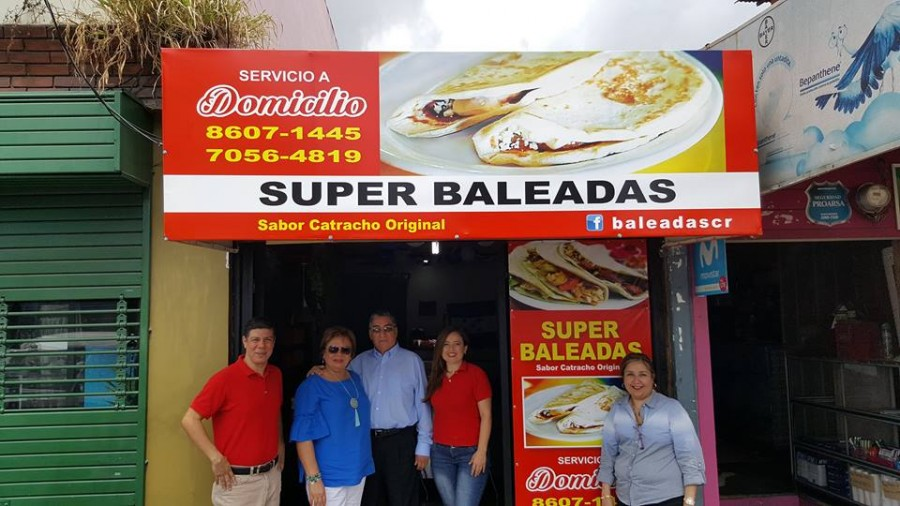 Super Baleadas Costa Rica