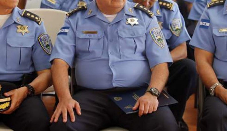Policias Gordos