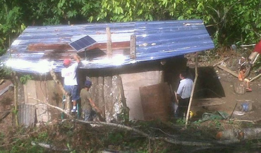 Paneles solares Honduras