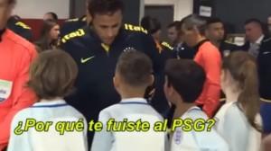 neymar--respondiendo-al-nino-que-le-pregunto-los-motivos-por-los-que-se-fue-al-psg--youtube