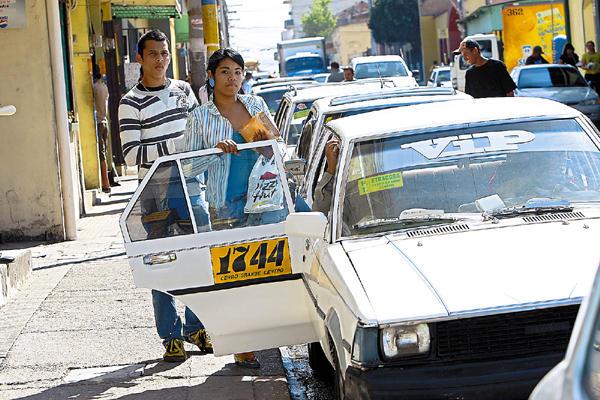 Taxis Honduras
