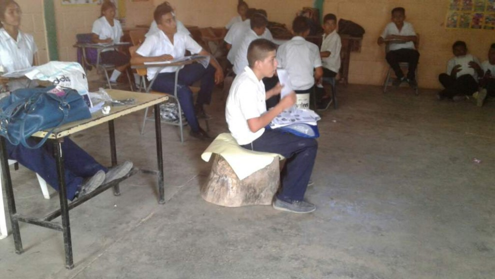 Escuela jscv San Lorenzo, valle 2