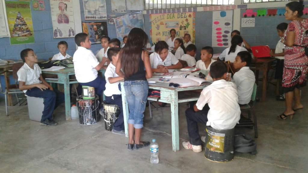 Escuela jscv San Lorenzo, valle