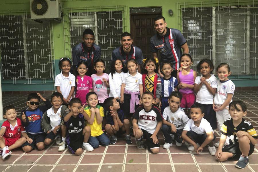 Foto del Club Deportivo y Social VIDA (Facebook).