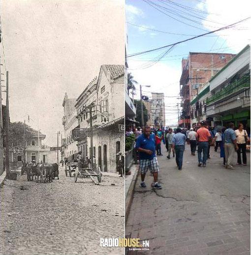 Tegucigalpa_antes_despues_RadioHouse