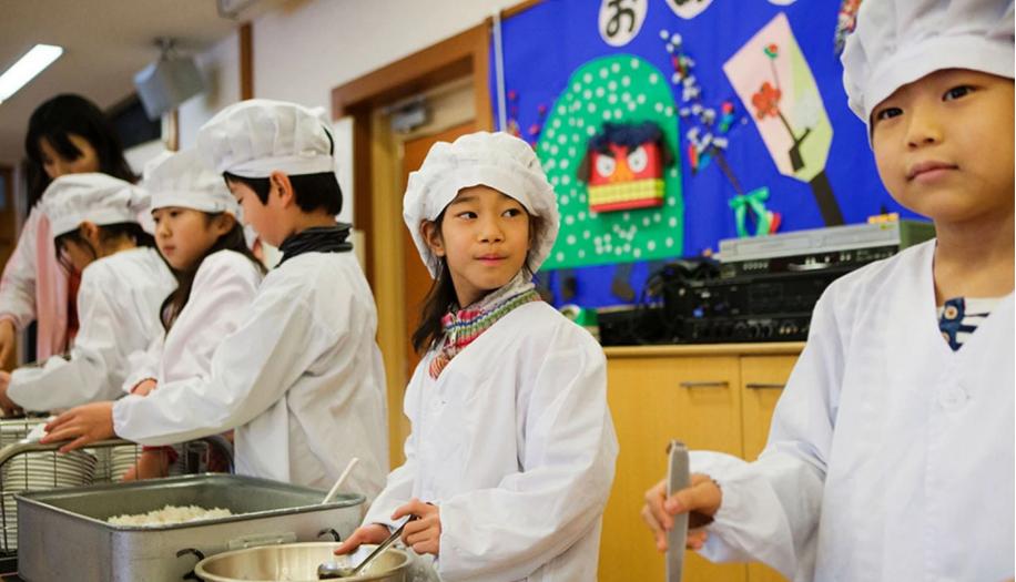 nenes japoneses