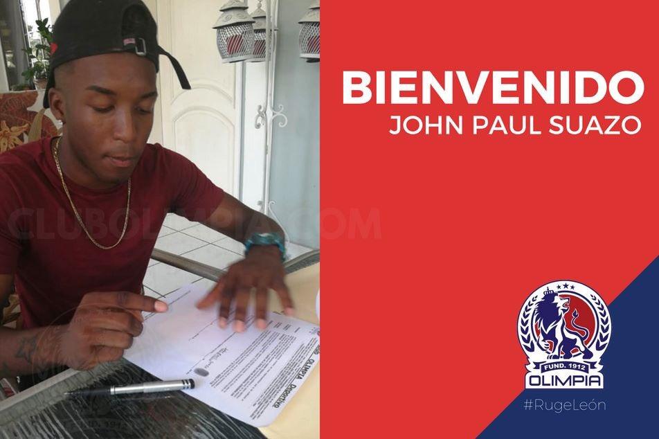 John_Paul_Suazo_Olimpia