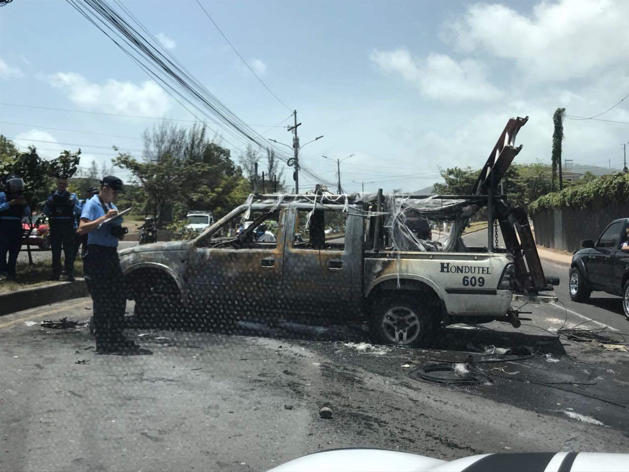Tegucigalpa_paro de taxis_RadioHouse (2)