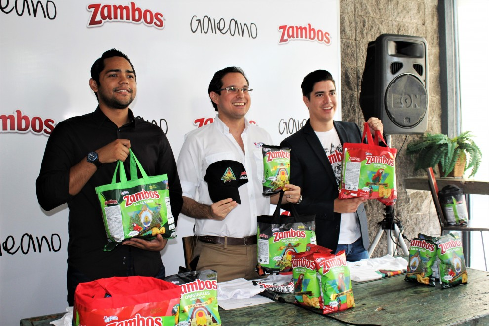 Diego Flores%2c Luis Weddle y Daniel Galeano