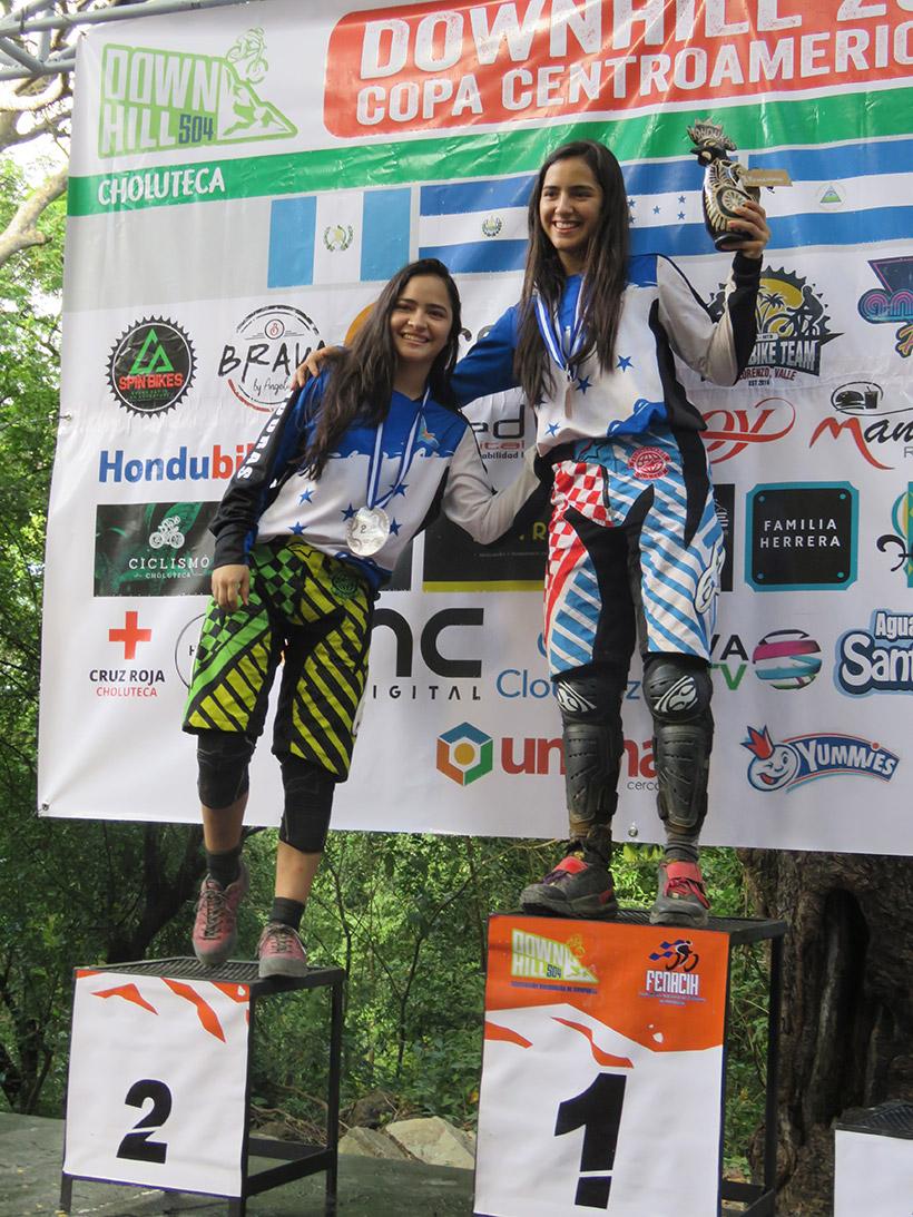 Ana y Mariajose Montoya