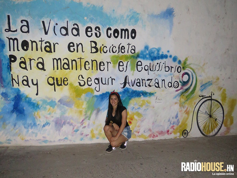 Mariajose Montoya y su lema de la vida