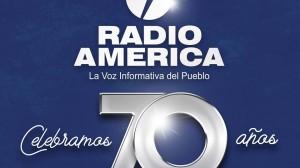 Fuente: Radio América