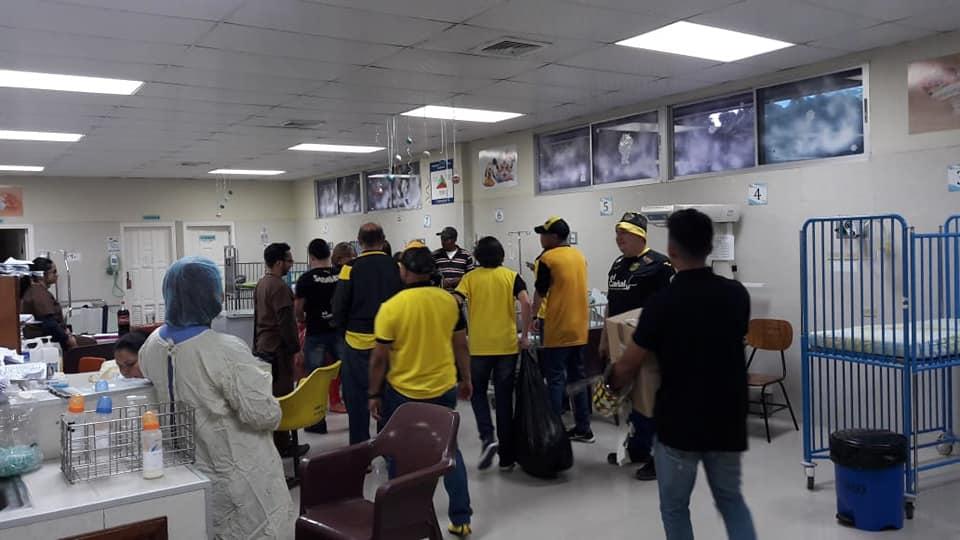 Foto: Hospital Escuela Universitario.