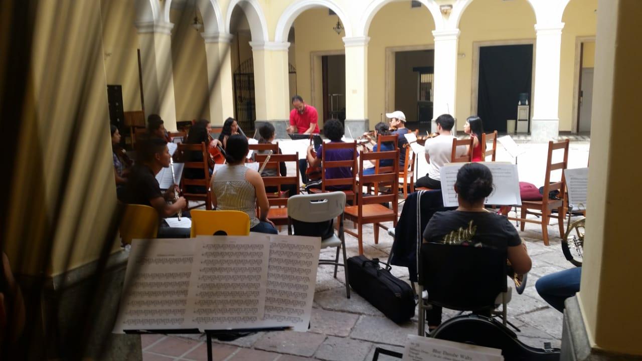 Orquesta Sinfónica de Tegucigalpa